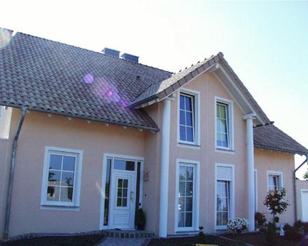 Bauvorhaben Einfamilienwohnhaus in Überherrn